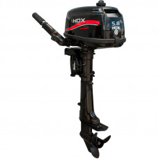 Лодочный мотор HDX T 5,8 BMS R-Series