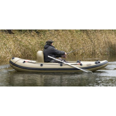 Надувная лодка Badger Reed Line 400 AD