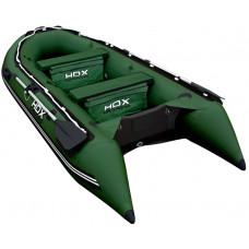 Лодка HDX OXYGEN 330 AL, цвет зелёный