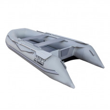 Лодка HDX CLASSIC 370 P/L, цвет серый