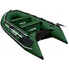 Лодка HDX OXYGEN 300 AL, цвет зелёный