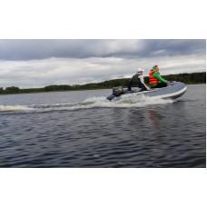 Лодка надувная YUKONA 310 TS - U (без пайола)  КАМУФЛЯЖ