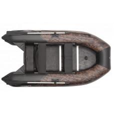 Лодка надувная 310TSE  (AL) -в комплекте с алюминиевым пайлом (зеленая, серая)