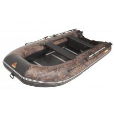 Лодка надувная 360TSE  (F) -в комплекте с фанерным пайлом КАМУФЛЯЖ